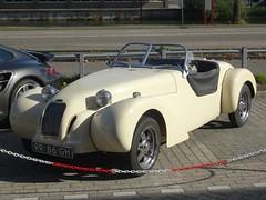 Burton (Citroën based Roadster) (harry_nl) Tags: netherlands nederland 2018 nieuwegein burton citroën 2cv roadster rr86gh sidecode4 ats