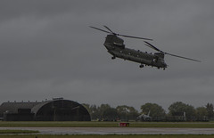 Chinook (Hawkeye2011) Tags: uk 2018 lincoln aircraft aviation raf royalairforce military helicopter chinook transport