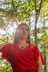 IMG_9342 (fab spotter) Tags: younggirl portrait forest levitation brenizer extérieur lumièrenaturelle
