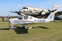 IMG_9651 (routemaster2217) Tags: northweald aviation aircraft aeroplane propellerplane tecnamp2002jf sierra rotax aerobility gucan