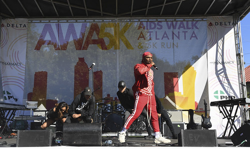 AIDS Atlanta Walk 2018