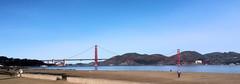 Bay Area Photography (Steven P. Moreno) Tags: sanfrancisco california us sunnyday stevenpmoreno presidiopark beach stevenmorenospix2018 outdoors goldengatebridge bayareaphotography northerncalifornia baywater