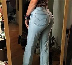 Levis Ass 39 (dennisk4760) Tags: levis ass butt arsch jeans denim tight sexy 501
