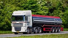 BD88186 (18.05.17, Motorvej 501, Viby J)DSC_8167_Balancer (Lav Ulv) Tags: 248485 daf bmbakkegården xf105 e5 euro5 105460 2013 6x2 xf460 white tanker tankvogn tankwagen tanktruck tankvagn tankbil dafxf truck truckphoto truckspotter traffic trafik verkehr cabover street road strasse vej commercialvehicles erhvervskøretøjer danmark denmark dänemark danishhauliers danskefirmaer danskevognmænd vehicle køretøj aarhus lkw lastbil lastvogn camion vehicule coe danemark danimarca lorry autocarra danoise vrachtwagen motorway autobahn motorvej vibyj highway hiway autostrada trækker hauler zugmaschine tractorunit tractor artic articulated semi sattelzug auflieger trailer sattelschlepper vogntog oplegger sættevogn