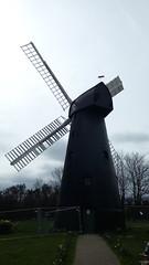 Ashby's Mill (Brixton Windmill) (theodoritsis) Tags: brixton brixtonhill windmill brixtonwindmill ashbysmill 1816 london gradeii