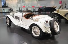 Alfa Romeo 6C 1750 Gran Sport - 03 (kinsarvik) Tags: alfa romeo 6c 1750 gran sport museum arese oct2018 museostoricoalfaromeo collection