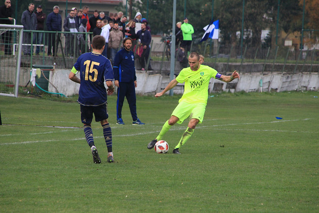"Muži: PŠC Pezinok - ŠK Slovan Bratislava ""B"" (10/2018)"