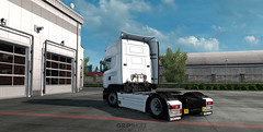 New Profile, new Truck, new Graphics [ETS2] (gripshotz) Tags: scania r450 rjl euro truck simulator ets 2