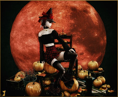 The Witching Hour (Ralphie Lykin) Tags: secondlife femboyfashion unisex cinphul cubiccherry disorderly decor