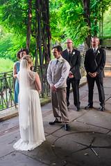 Jon and Annie's Wedding in Central Park (Chase Hoffman) Tags: wideangle spring eos color chasehoffmanphotography chasehoffman newyork newyorkcity ny nyc city urban fujifilm fujifilmxt10 fuji fujinonxf23mmf14r centralpark wedding bride groom