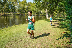 FLO06345 (chap6886@bellsouth.net) Tags: athletes athletics action sports highmiddleschool highschoolathletics boys girls team trees trails win water woods distance 5k xc usa