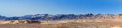 Amargosa Range (wyojones) Tags: california deathvalleynationalpark amargosa range moutains blackmountain volcanics igneousrocks intrusives furnacecreekwash furnacecreekformation sedimentaryrocks alluvium desert amargosadesert geology sky inselberg geomorphology bajada