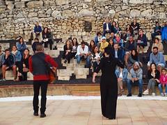 Teatro Andromeda (cattivo costume) Tags: cattivocostume cunto musica teatro vesuvio napoli southitaly teatroandromeda sicilia