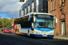 54507 YX18LHT Stagecoach Fife (busmanscotland) Tags: yx18lht yx18 lht stagecoach fife 54507 volvo b8rle plaxton panther le express city connect