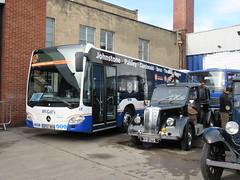 IMG_3109 (keithkgj) Tags: glasgow bridgeton bus museum open weekend