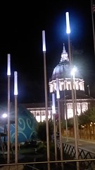 (sftrajan) Tags: larkinstreet civiccenter lights night sanfranciscocityhall cityhall civiccenterplaza filter noche toolwiz 2018 architecture sanfrancisco nacht abend nuit notte noite california