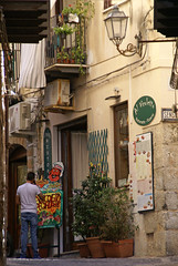 Cefalù, Via Gioeni (HEN-Magonza) Tags: cefalu sizilien sicily sicilia italien italy italia