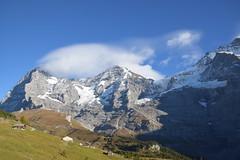 Eiger, Mönch und Jungfrau (lina.schenker) Tags: eiger mönch jungfrau kleinescheidegg berneroberland