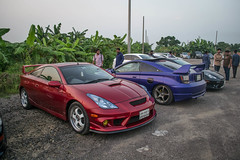 Celicas (Official Kazi Farhan Photography) Tags: toyota celica zzt 1zz 2zz at mt trd