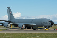 USAF, Boeing KC-135R (58-0113), 100th ARW (marked as 97th AMW) (mattmckie98) Tags: aircraft aviation airforce usaf us military nikon jet tanker kc135