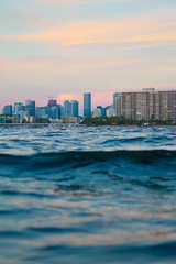 Miami Sunsets (sielsky) Tags: miami sunset ocean biscaynebay colors depthobsessed sailing