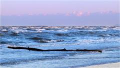 Cervia - Mareggiata (Armando Domenico Ferrari) Tags: lumix panasonic lumixpanasonictz90 armandodomenicoferrari armandodomenicoferrarifotografo armandodomenicoferrariphotographer armandoferrarifotografo istrice1 adf italy italia italie italien brescia photoshop tag cervia spiaggia beach sky sea cielo mare onde onda cerviaemiliaromagna