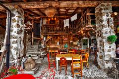 Malga Bassa Farmhouse -  Enjoy your meal (Marco Trovò) Tags: marcotrovò hdr canoneos5d castionedellaprsolana bergamo italia italy agriturismomalgabassa agriturismo farmhouse ristorante restaurant mountan montagna
