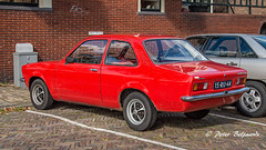 1977 Opel  Kadett Automatic (Peter Beljaards) Tags: opel kadett automatic 1977 15ru44 car auto classic