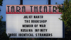 Movie Theater Marquee (swampzoid) Tags: julietnaked marquee theater tara atlanta
