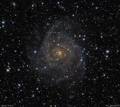 IC342 (Roberto_Mosca) Tags: ic342 astronomy galaxy deep sky astronomia qhy qhy367c william flt 132 apo wo galassia