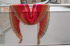 c411 (gis_00) Tags: shawl tast handknitted stellaegidi moodyknitter odetolightness 2018 knitting