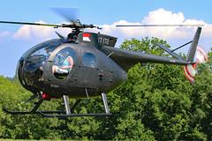 N239MY_02 (GH@BHD) Tags: n239my hughes hughes369 oh6a cayuse hughes369oh6acayuse tandrageeairfield helicopter rotor chopper aircraft aviation