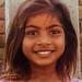 Indian Village Girl Portrait, Uttar Pradesh India