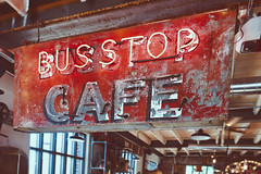 BUSSTOP (Rusty Karr) Tags: iowa american pickers history channel antiques junk americana frank mike archeology old decay faded