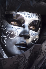 (jean Oury) Tags: 13 bouches rhone martigues carnaval venise miroir flaneries costume costumés