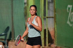 Alize Lim (badorange2) Tags: tennis sofia wta itf itftennis nikon d7100 alize lim bulgaria practice training sport