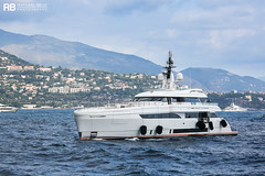 Cecilia - 50m - Wider Yachts (Raphaël Belly Photography) Tags: rb raphaël monaco raphael belly photographie photography yacht boat bateau superyacht my yachts ship ships vessel vessels sea motor mer m meters cecilia 50m 50 wider white blanc blanche bianca bianco mmsi 345841450