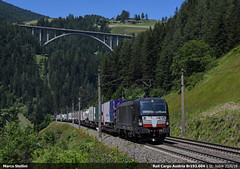 OBB Br193.604 (Marco Stellini) Tags: obb rail cargo austria railways rola worgl brennersee brennerbahn brennero alps tirol vectron mrce siemens 193