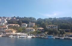 Rabac Croatia (Las Cuentas) Tags: croatia kroatien hafen bay europa istrien istria häuser mediteran