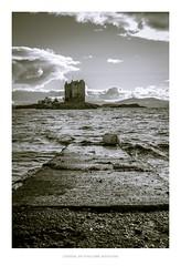 Stalker Castle (http://www.paradoxdesign.nl) Tags: scotland castle stalker caisteal an stalcaire ippan oban highlands écosse water loch laich travel monty python movie location film island lake