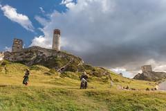 _DSF0931-2 (Kornelka, Natalka oraz Wiktor) Tags: olsztyn zamek olsztynie juromania 2018 castle