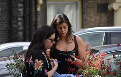 Messages (Bury Gardener) Tags: suffolk streetphotography street streetcandids snaps strangers candid candids people peoplewatching folks 2018 nikond7200 nikon england eastanglia uk burystedmunds britain angelhill