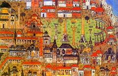 At_Meydani_1536 (skaradogan) Tags: matrakçı nasuh ottoman polymath minyatür