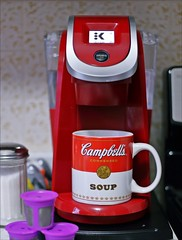 The Flickr Lounge: Everyday Items (Sue90ca Still No Flic*kr At Work :() Tags: canon 6d theflickrloungeweeklytheme everydayitems phone charger coffee maker cup