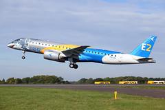 PR-ZGQ_MAN_250918_KN_301 (JakTrax@MAN) Tags: embraer e190 e190e2 190e2 e2 egcc man runway 23l manchester ringway airport demonstrator przgq