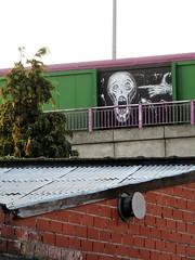 Keep Punching Joe / E17 - 4 okt 2018 (Ferdinand 'Ferre' Feys) Tags: gent ghent gand belgium belgique belgië streetart artdelarue graffitiart graffiti graff urbanart urbanarte arteurbano ferdinandfeys