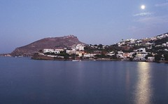 Λέρος, Άλιντα. (Giannis Giannakitsas) Tags: greece grece griechenland λεροσ leros αλιντα alinta canon eos 10 s slr 35 mm film camera