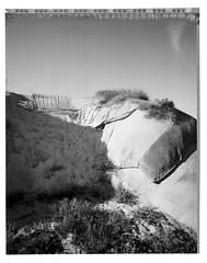 dunes rescue (look-book) Tags: 2k1808 frankreich france bretagne brittany finestere latorche linhof technar grandagon 65mm polaroid55 hasselblad imacon 949
