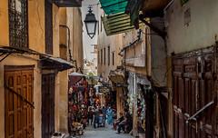 Fez (dorinser) Tags: fez medina morocco