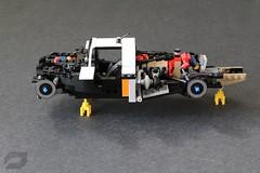 Toyota Eagle MkIII IMSA GTP '93 (PROTOTYP.) Tags: lego creator toyota eagle mkiii imsa gtp moc